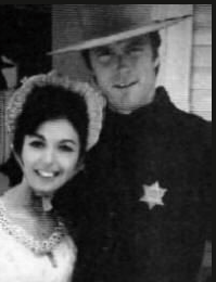 Roxanne Tunis and Clint Eastwood