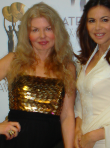 Adrienne Papp at the 2016 Satellite Awards by The International Press Academy, 2016