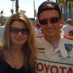 Adrienne Papp and Ken Baker