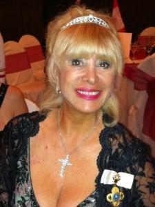 Sandra Costa International Interior Design Celebrity