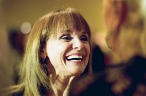 Valerie Harper on December 2, 2012  Photo by Angelo Rosati