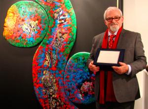 BILGELondon Biennale 2015-1st Prize-painting