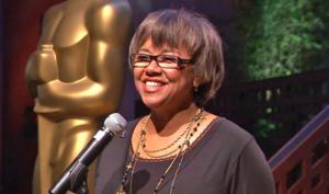 Academy President Cheryl Boone Isaacs